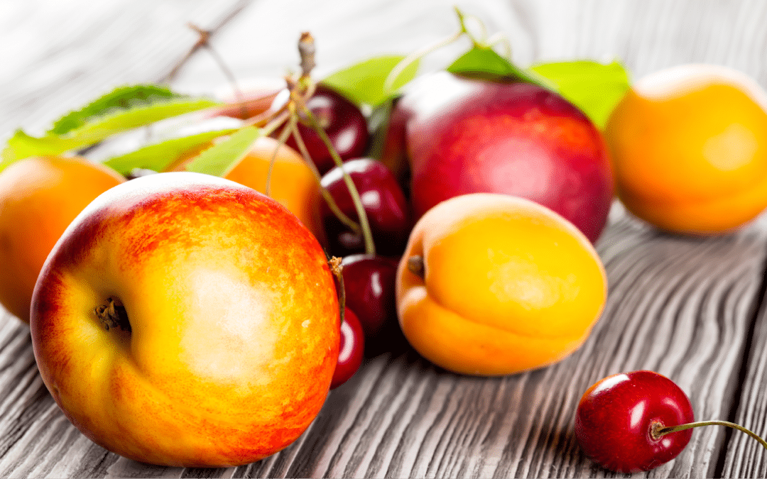 California Stone Fruit